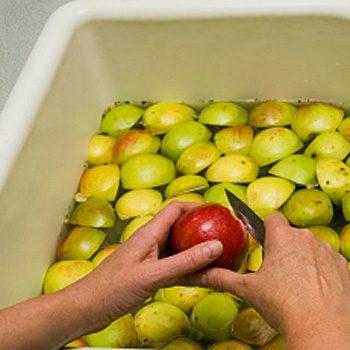 Canning Secrets: Make Peeling Easier