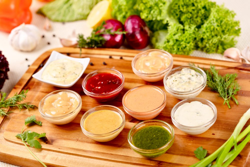Get to Know Your Condiments