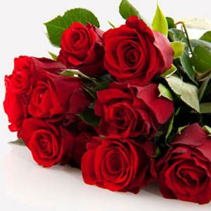 16. Looking to Jazz up Your Red Roses?