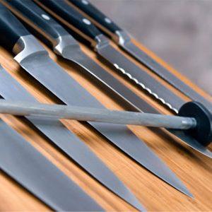 3. A Sharp Knife Leads to Fewer Cuts