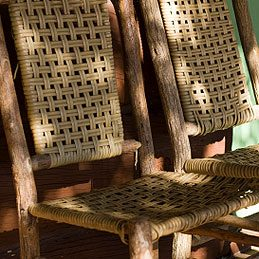 Tighten That Sagging Chair Seat