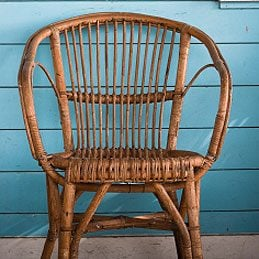 Repair Frayed Woven Chair Seats
