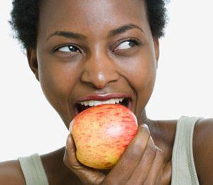 11. Crunch an Apple