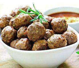 Make Meatballs Juicier With Applesauce