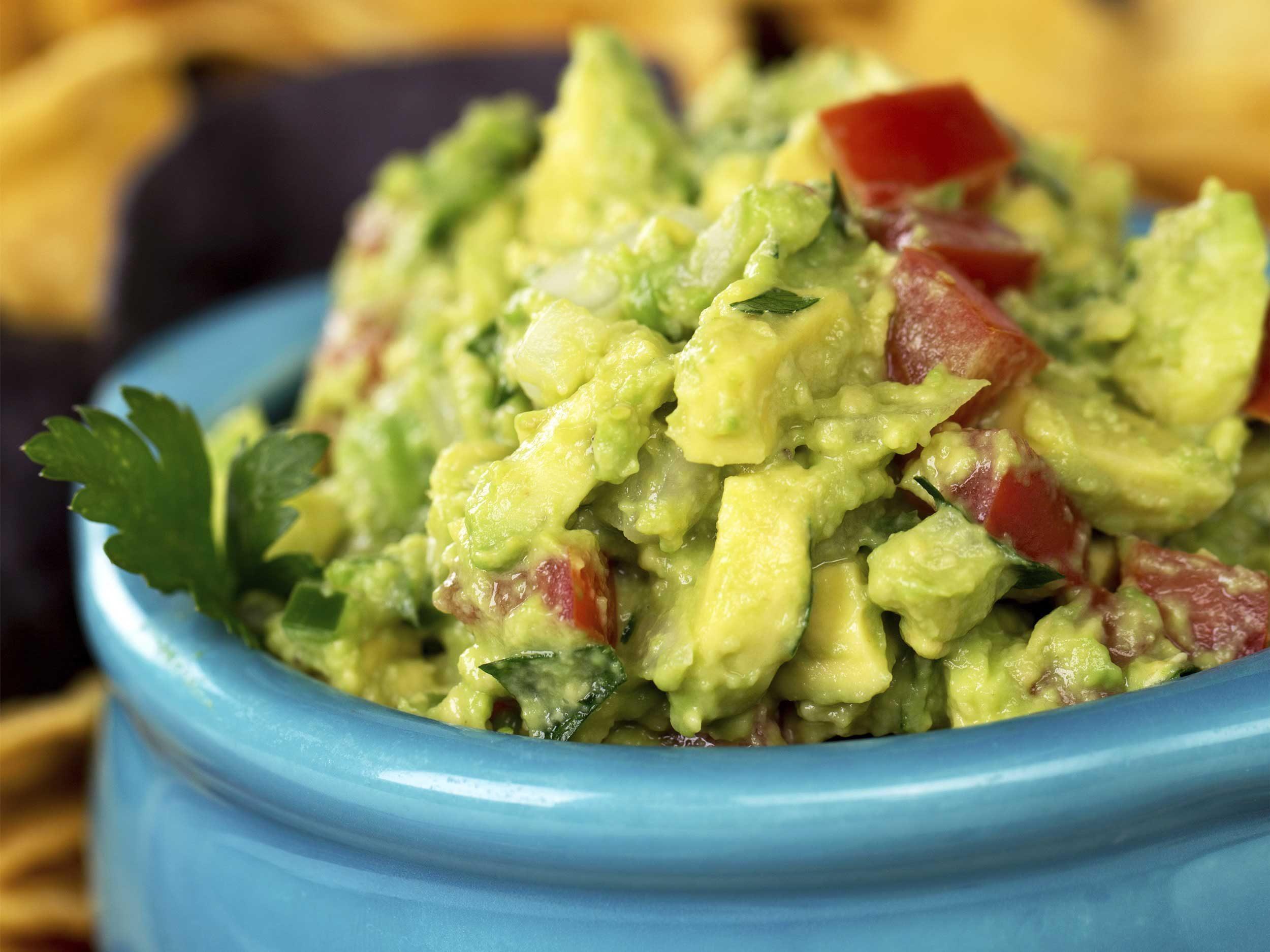 Make Guacamole Better With Yogurt