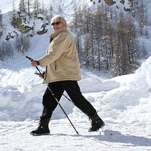 18. Take Up Nordic Walking (FINLAND)