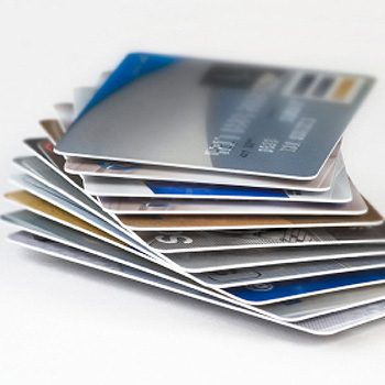 1. Don't Be a Credit Card Collector