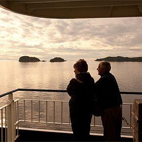 A Ferry Cruise to Alaska