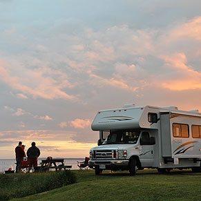 5 Great Spots to RV: Nova Scotia