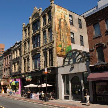 Halifax Bars and Live Music