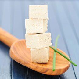 1. Meat Alternative: Tofu