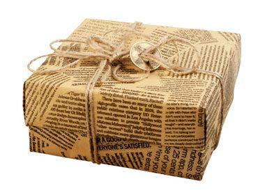 Reuse Newspapers