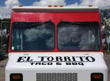 Winnipeg, MB - El Torrito Taco Truck