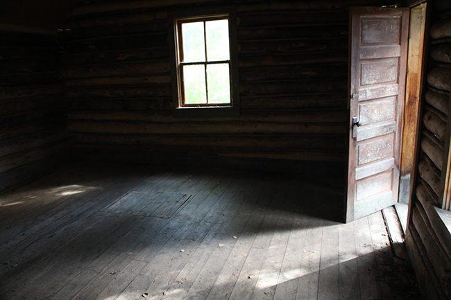 Anahareo's Cabin