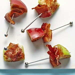 3. Bacon-and-Pear Bites