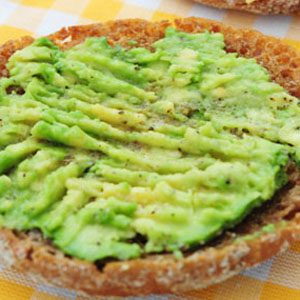 10. Avocado Crostini