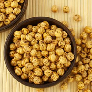 6. Roasted Chickpeas