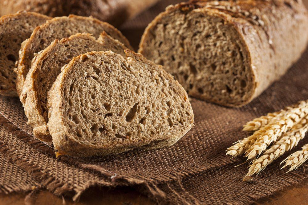 Choose Whole-Wheat Bread