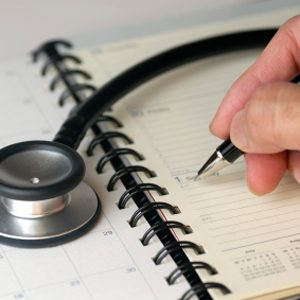 Keep a Medical Log or Journal
