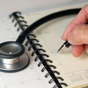 Keep a Medical Log or Journal