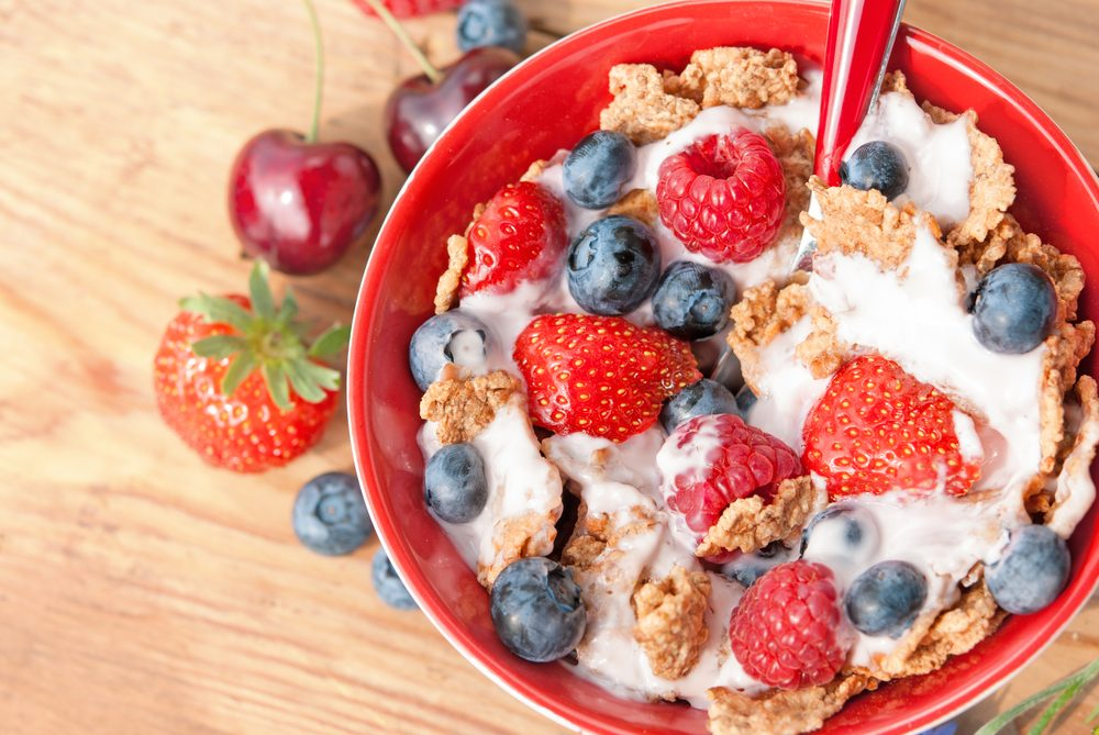 Grab Some Healthy Toppings For Plain Cereals