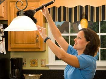 How to Keep Your House Spotless: Top to Bottom