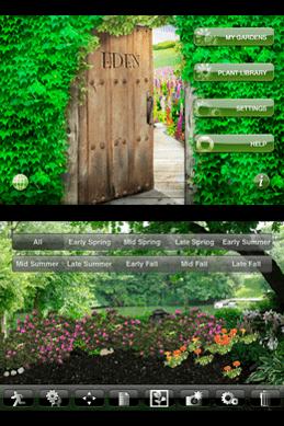 4. Eden Garden Designer (v1.4) Herbaceous Software ($1.99)