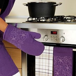5 Things To Do with Oven Mitts