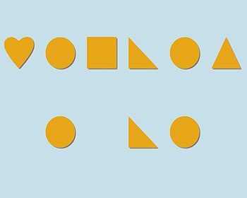 Visual concentration is one of the easiest ways to improve your memory.
