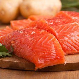 2. Foods High in Omega-3 Fatty Acids