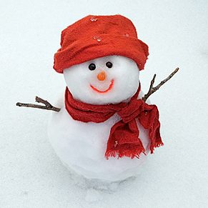 Create a Decorative Snowman