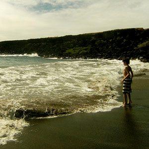 2. Papakolea Beach - Big Island of Hawaii