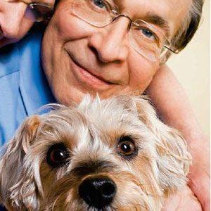 2. Oscar, the Diabetic Watchdog
