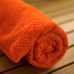 1. Soften Towels