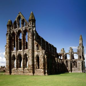 2. Whitby Abbey, Whitby, England