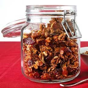 Cranberry Granola Crunch