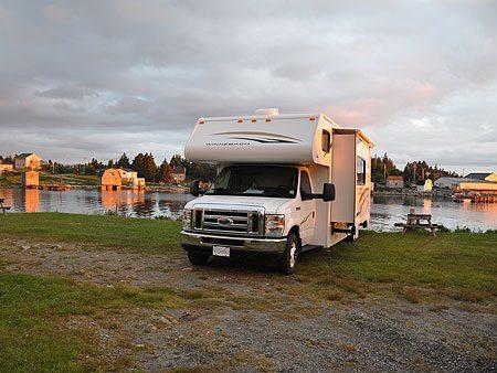 Great spots to RV: Nova Scotia #1