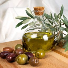 1. Use Olive Oil