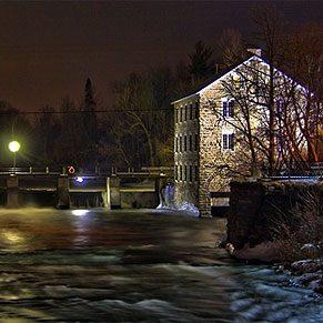 Watson's Mill - Hauntingly Beautiful and Beautifully Haunted
