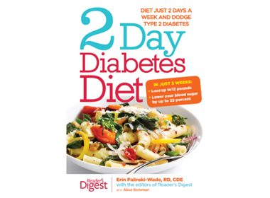 The 2-Day Diabetes Diet: What to Eat to Lose Weight