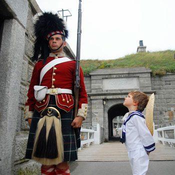 Halifax Historical Sites