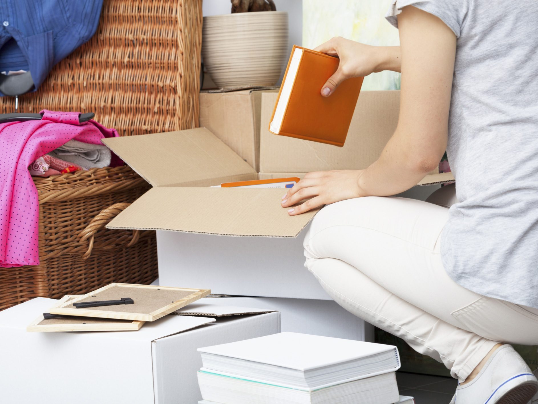 8 Strategies for Downsizing to a Smaller House