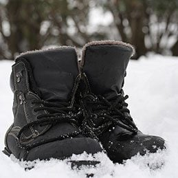 2. Protect Your Shoes in Foul Weather