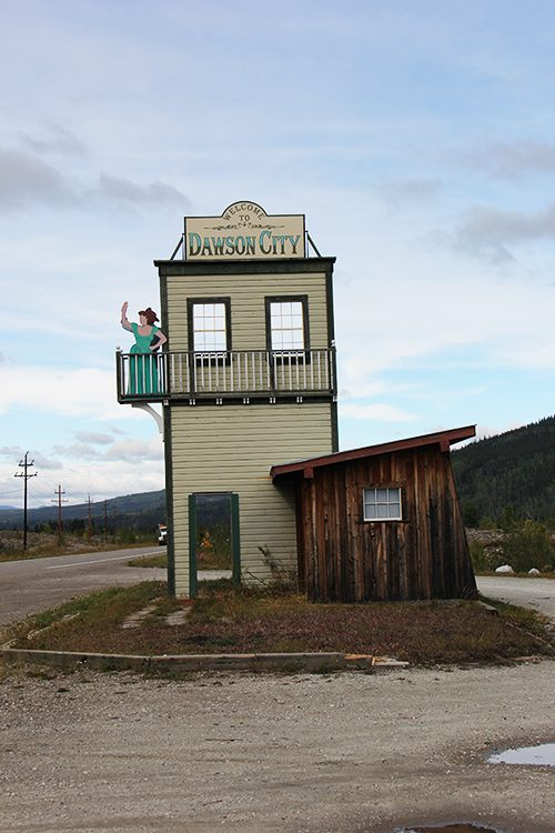Welcome to Dawson City