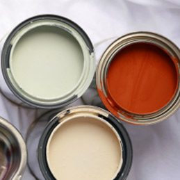 5. Transfer Paints and Solvents