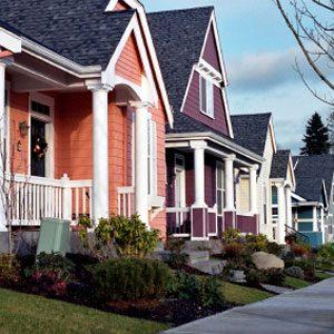 Walk in the Prettiest Neighbourhood