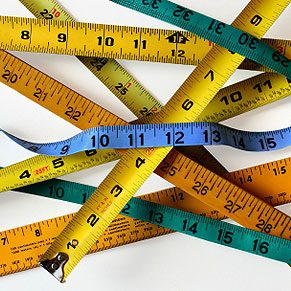 2. Measuring tape: