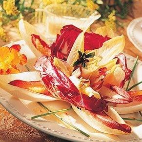 Endive, Radicchio and Blood Orange Salad