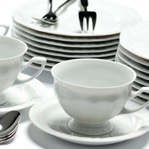 Use Bleach to Shine White Porcelain