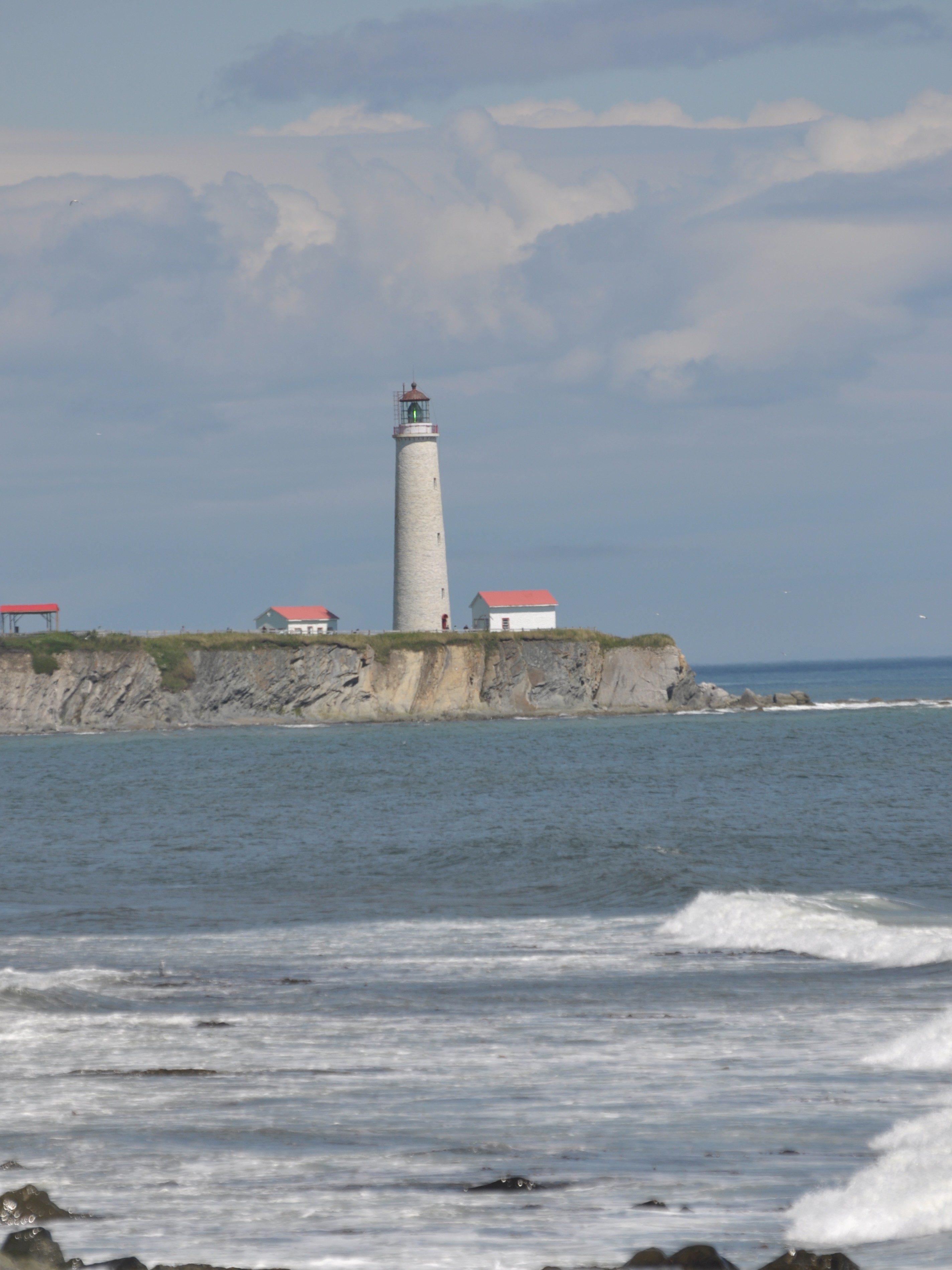 3. Cap-des-Rosiers Lighthouse
